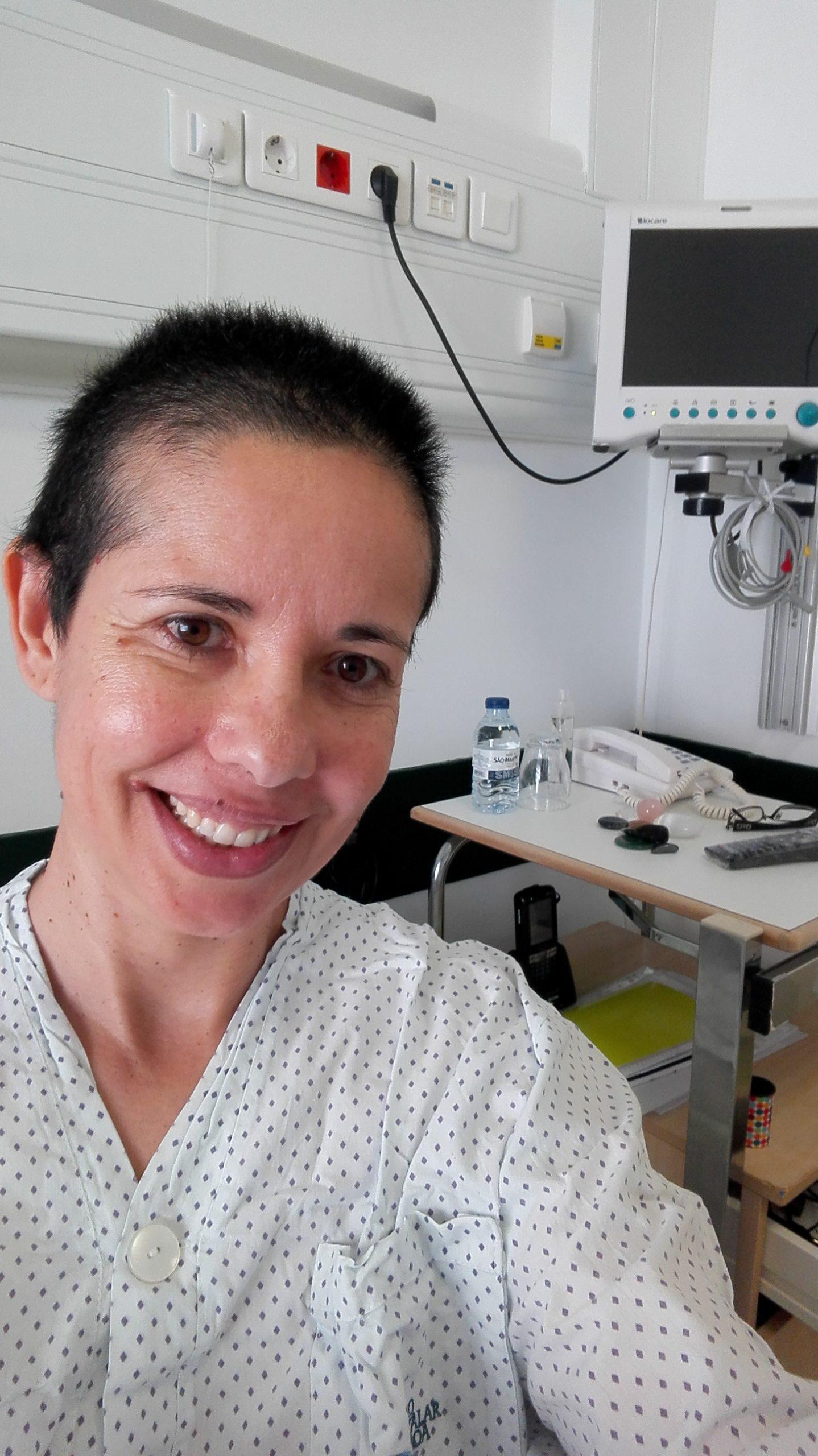 Coach de saúde para doentes oncológicos
