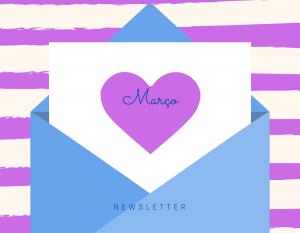 Newsletter de Março